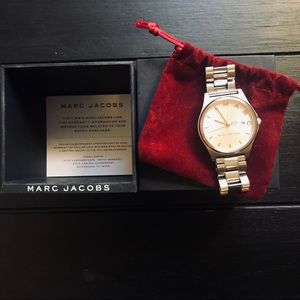 Marc Jacobs Henry Watch 36MM